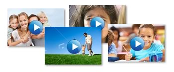 Select the video that you want to view from our catalog of topics.